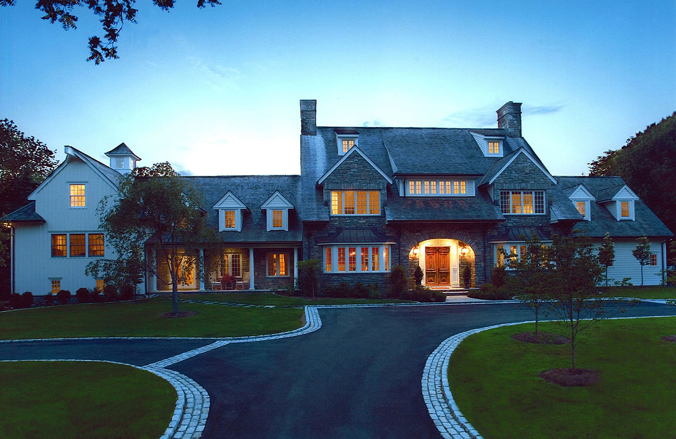 Westport connecticut ct residential colonial renovation fairfield