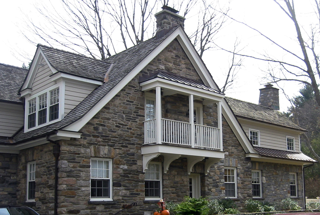 Stone House Renovation - Greenwich, CT - Cardello Architects - Serving
