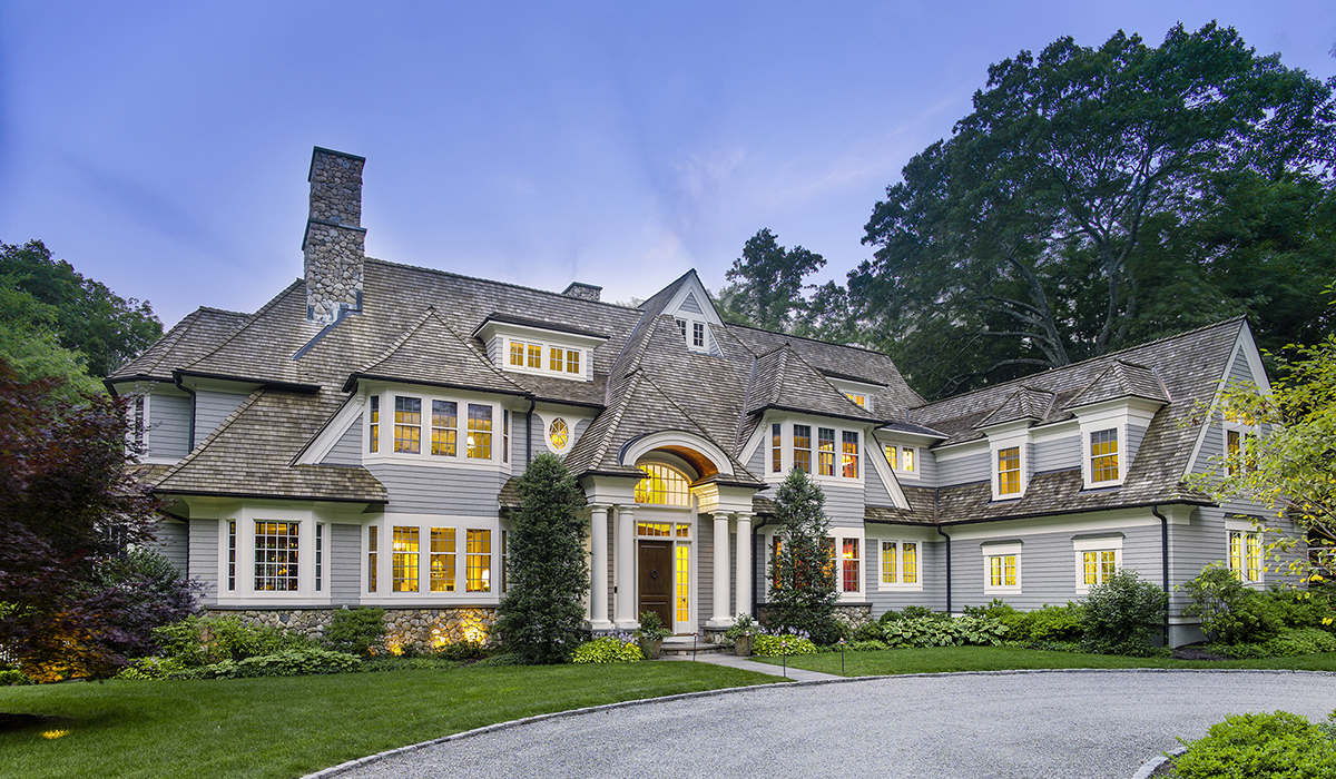 Timeless Architectural Design - New Canaan, CT | Cardello ...