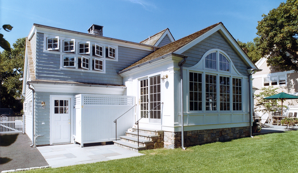 Update Your Cape Cod Style House - Cardello Architects
