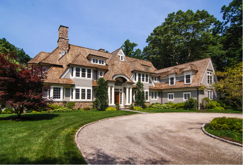 Connecticut 39 s best shingle style homes cardello architects for Builders in connecticut